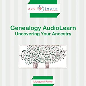 Genealogy AudioLearn Audiobook