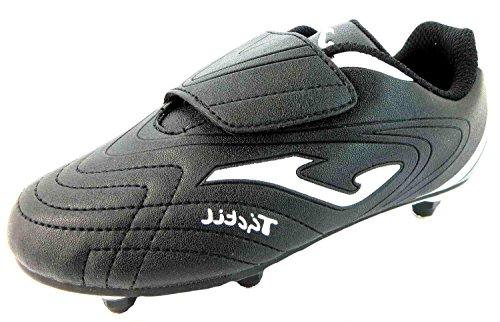 イサカ誕生日観光に行くJoma TACW _ 521 _ PR scarpe Calcio Tactil 521 RICAMBIO nero-bianco Scarpa