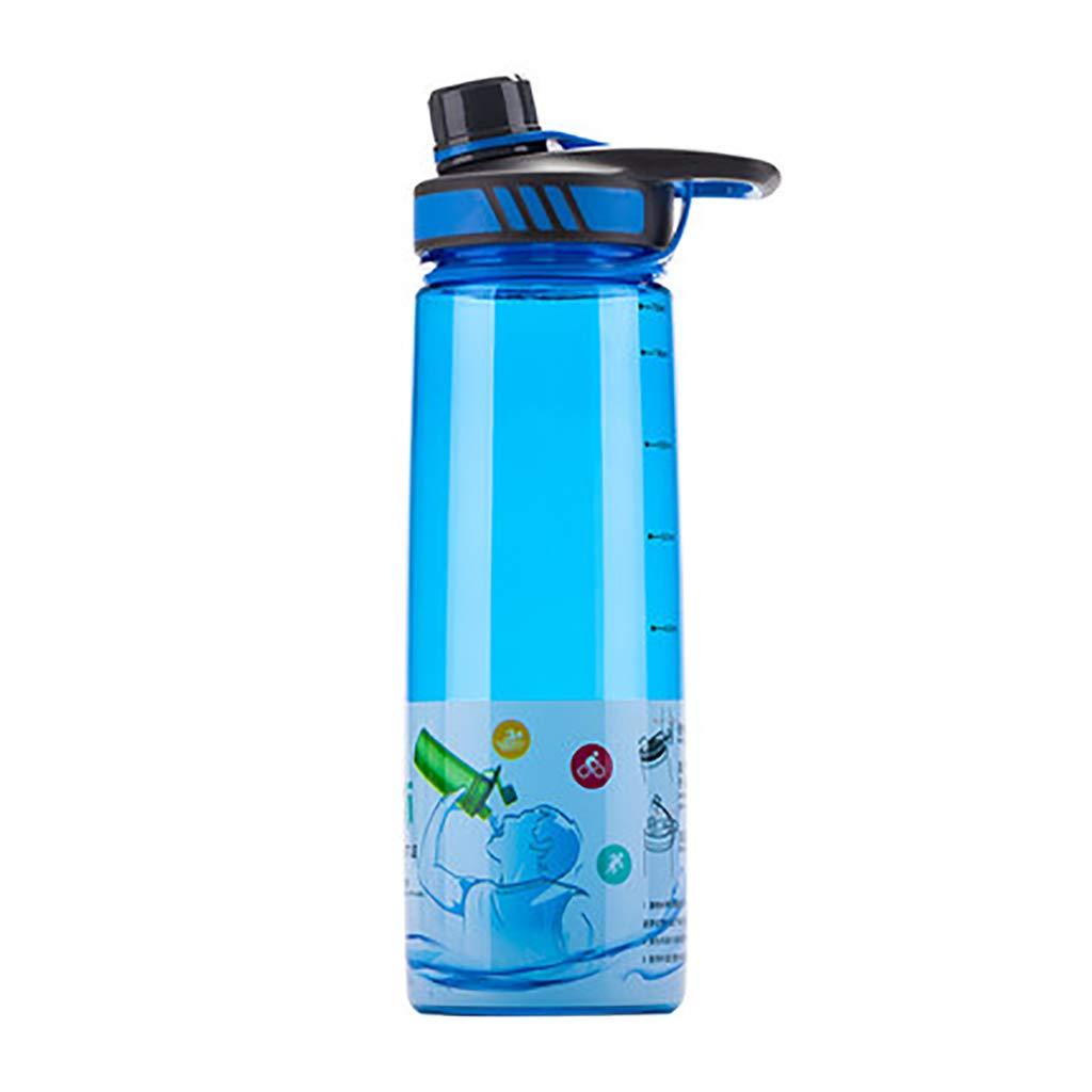 JY Sportflasche Große Kapazität Cup Plastikbecher Outdoor Sports Travel Flasche Große Tasse Tragbare Hand Tasse