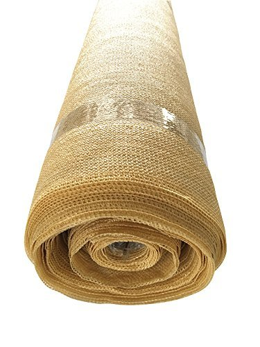 Shatex 6ftx 15ft 90 Uv Block Outdoor Sunscreen Roll
