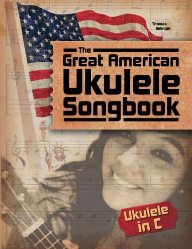 Amazon The Great American Ukulele Songbook 9781522724780