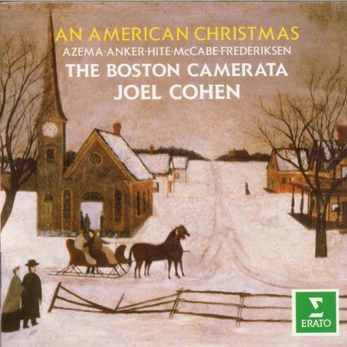 An American Christmas: Carols, Hymns, and Spirituals, 1770-1870