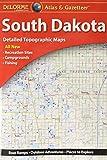 Garmin DeLorme Atlas & Gazetteer Paper Maps- South Dakota (010-12695-00)