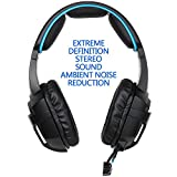 Sades-SA-807-Stereo-Bass-Surround-Soft-Memory-Earmuffs-Gaming-Headset-Compatible-with-PC-Xbox-One-Mac-PS4-PS4-Pro-Laptop-and-Mobile-GamingBlack-and-Blue