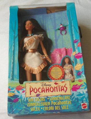 Disney Sun Colors Pocahontas Doll, Baby & Kids Zone