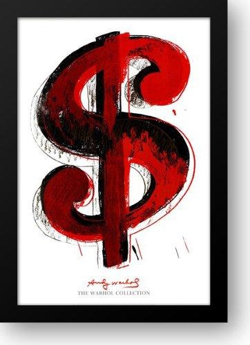 x40 Framed Art Print by Warhol, Andy ()
