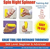 Spin Right Softball Spinner Fastpitch for Pitcher