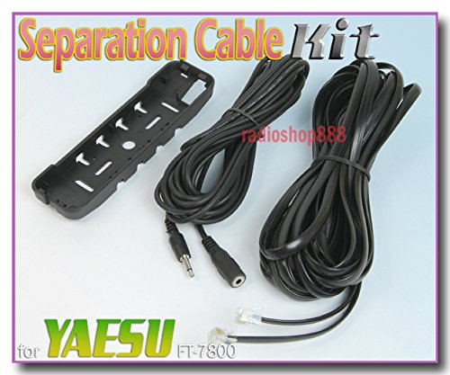Separation Cable Kit for FT-7800R  C01+C03