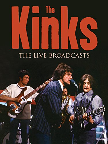 Music Writing Part - The Kinks - The Live Broadcasts
