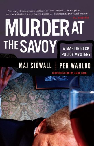 Murder at the Savoy: A Martin Beck Police Mystery (6)