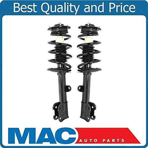 100/% New FRONT Complete Coil Spring Struts for Hyundai Santa Fe 2010-2012 2