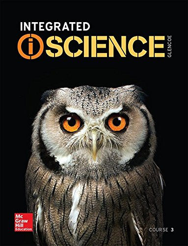 Integrated iScience, Course 3, Student Edition (INTEGRATED SCIENCE)