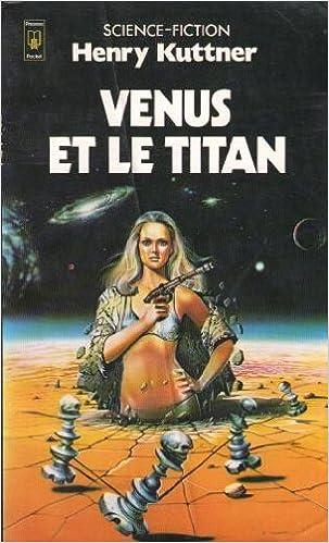 Livre Venus et le titan pdf