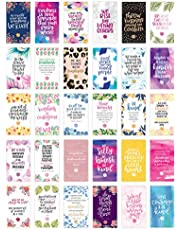 """bloom daily planners Act of Kindness Deck - Set of Thirty 2"""" x 3.5"""" Cards - Assorted Designs"""
