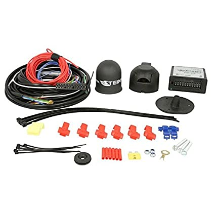 Amazon.com: Wiring Harness Kit w/HOF Tow Bar Stsmp/2P ... on tow license plate bracket, tow cable, tow lights,