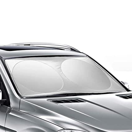 Image Unavailable. Image not available for. Color  Ohuhu Auto Car Sun Shade  Windshield ... f3f4b2d8b7f