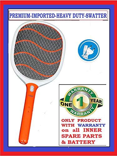 Mosquito Trap-Racquet with 1 Year Warranty