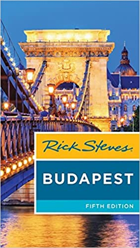 Book Rick Steves Budapest, 5th Edition