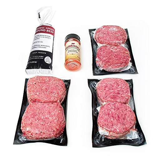 - Nebraska Star Beef Angus Beef Gift Package, Casual Sophistication