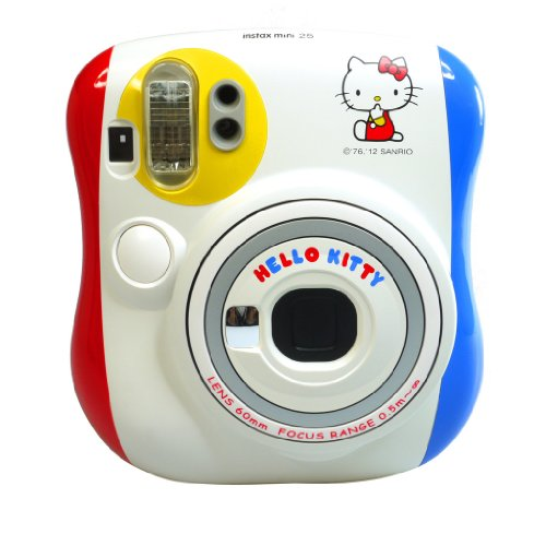 Fujifilm Instax Mini 25 Instant Film Camera (Hello Kitty) by Fujifilm