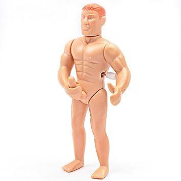 Amazon.com: Amosfun - Muñeca divertida para hombre, juguete ...