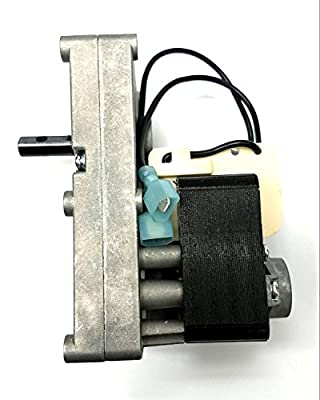UPGRADED 1.9 RPM Auger Motor For Louisiana Grills Country Pellet Smoker Grills