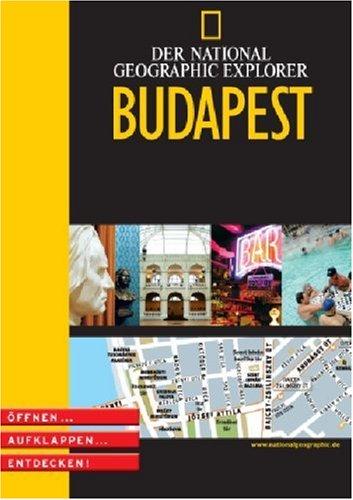 National Geographic Explorer Budapest: Öffnen, aufklappen, entdecken