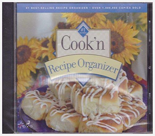 Cook'n Recipe Organizer - #1 Best Selling Recipe -