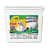 Wholesale CASE of 10 - Crayola Model Magic Modeling Clay-Crayola Model Clay,2lb,8-1/2''x5-1/2''x8-1/2'',White