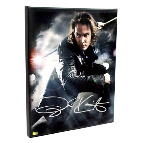 Taylor Kitsch Autographed 16x20 Gambit Wolverine Canvas Gallery Edition