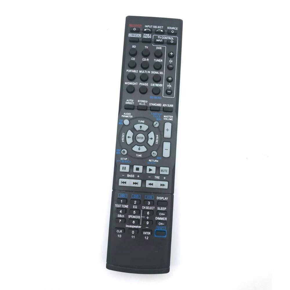交換用リモコン Pioneer VSX-30 VSX-1122 VSX-1122-K VSX-1123 VSX-321-K VSX-820 VSX-820-K AVレシーバー用   B07HHTKZZ6
