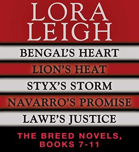 [BOOK] Lora Leigh: The Breeds Novels 7-11 (A Novel of the Breeds) P.D.F