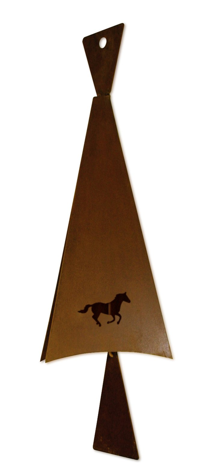 Patina Products B357 Western Triangle Bell Large