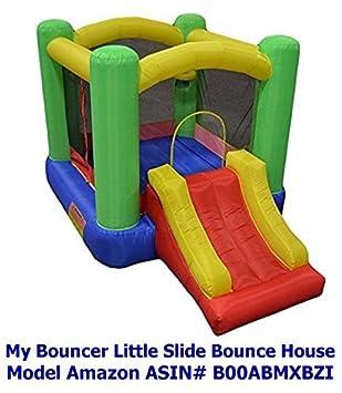 Amazon.com: Castillo inflable My Bouncer: castillo del ...