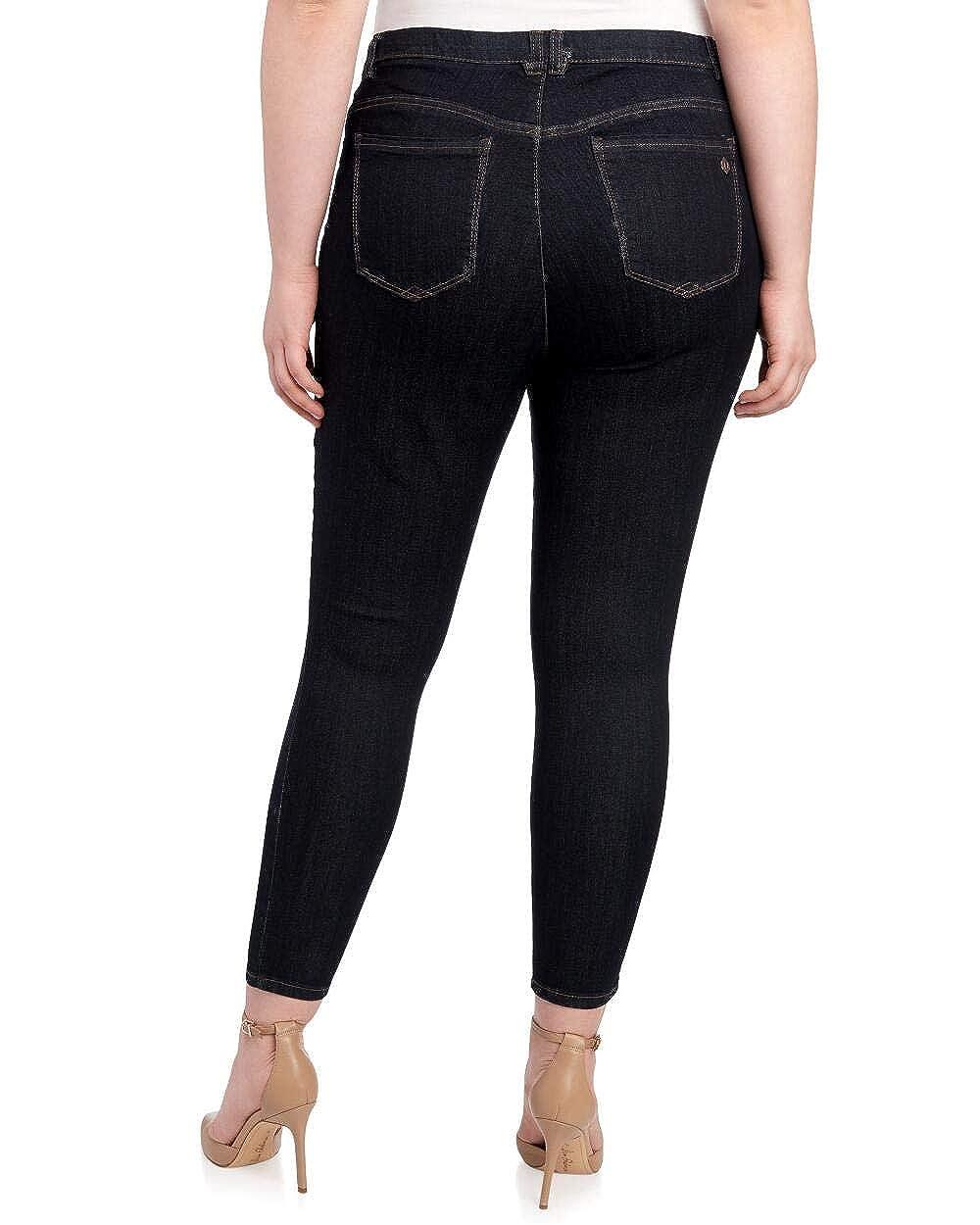 Indigo Democracy Ab Technology High Rise Plus Size Jeans