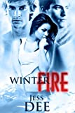 Winter Fire by Jess Dee front cover