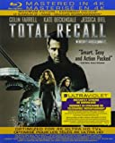 Total Recall (Mastered in 4K) [Blu-ray] (Bilingual)