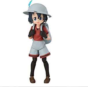 Genuine Max Factory Anime Doll Beast Girl Zoo figma Kaban can do Second-Hand Model Collection H-2020-4-10