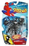 Spiderman Animated Action Figure Black-Suited Spiderman