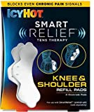Icy Hot Smart Relief Knee and Shoulder Refill kit, 2 electrode pads