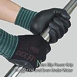 DEX FIT Gardening Gloves FN320, 3D Comfort