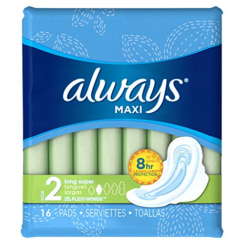always-maxi-size-2-long-pads-with-wings-super-absorbency-unscented-16-count-packaging-may-vary
