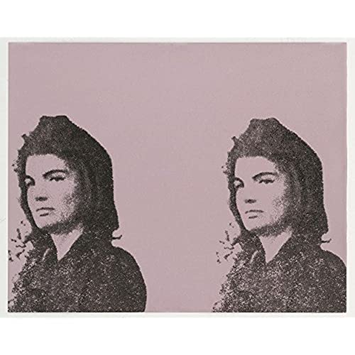 The Museum Outlet   Andy Warhol   Jackie II From 11 Pop Artists, Volume II    Poster Print Online Buy (30 X 40 Inch)