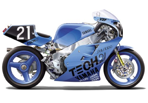 Yamaha YZF750 Tech21 Racing Team 1987 Suzuka 1/12 scale Fujimi [JAPAN]