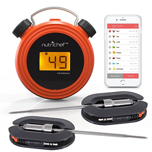 fridge temperature gauge wireless - 9