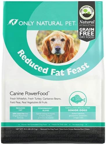 Only Natural Pet Reduced Fat Feast Canine PowerFood