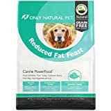 Only Natural Pet Reduced Fat Feast Canine PowerFood 22.5 lbs