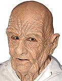 Zagone DOA Mask, Old Dead Bald Wrinkly Man