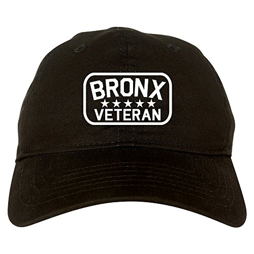 bronx veteran mens dad hat baseball cap