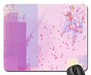 Ahru and Duck Mouse Pad, Mousepad (10.2 x 8.3 x 0.12 inches)